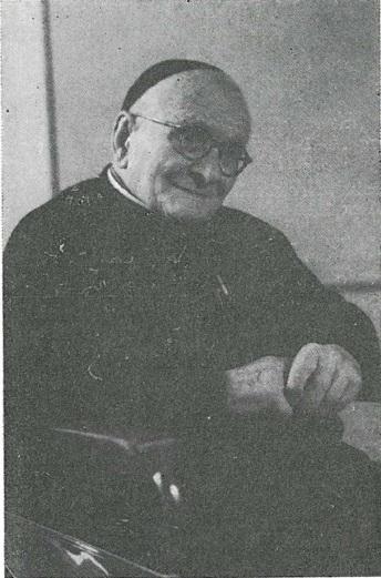 Il redentorista P. Alfonso Charles Dauphin, 1876-1972 – Francia, Provincia di Lione, poi missionario in Cile per lunghi anni. È morto a 95 anni.
