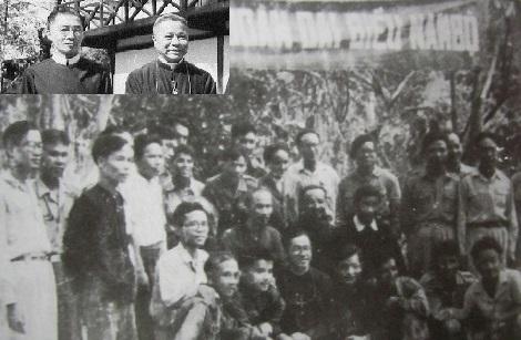 Nessuna immagine del redentorista P. Alphonse Nguyễn Ðức Ðiềm, C.Ss.R. 1937-1969 – Vietnam, Vice-Provincia di Hué, assassinato dai Viet-cong 31 anni