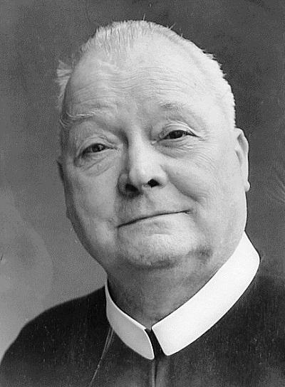 Il redentorista P. Kurtdietrich Büche, 1905-1980, Germania, Provincia di Monaco. È stato Segretario Generale della Congregazione nel suo ufficio Romano. È morto a 75 anni.