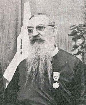 Il redentorista P. Lucien Olivier, 1904-1987, Canada, Provincia di St.Anne-de-Beaupré, missionario in Vietnam. Apostolo degli abbandonati. Morì a 83 anni.