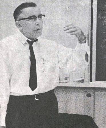 Il redentorista Fratello William Brytan, C.Ss.R. 1919-1984 – Canada, Provincia di Toronto, insegnate dei balbuzienti. Morì a 65 anni.