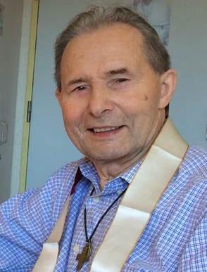 Il redentorista P. Roger Dhont, 1929-2016, Belgio, Provincia Flandrica. è morto a Gand a 87 anni.