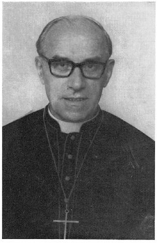 Il redentorista Mons. Gerardus Cloin, C.Ss.R. 1908-1975 – Paesi Bassi, Provincia di Amsterdam, Vescovo di Barra in Brasile, dove lo chiamavano Tiago. Morì nel 1975 a 67 anni.