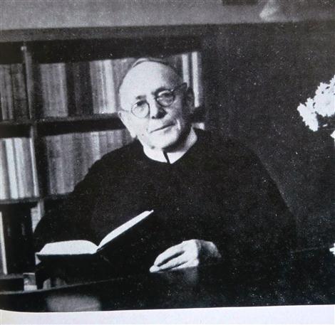 Il redentorista P. Louis Colin, 1884-1973 – Francia, Provincia di Lione, fu stimato autore ascetico. I suoi scritti spirituali hanno nutrito generazioni di religiosi e non solo redentoristi. Fu a lungo ricercato conferenziere per religiosi e religiose e apprezzato per i suoi scritti spirituali.