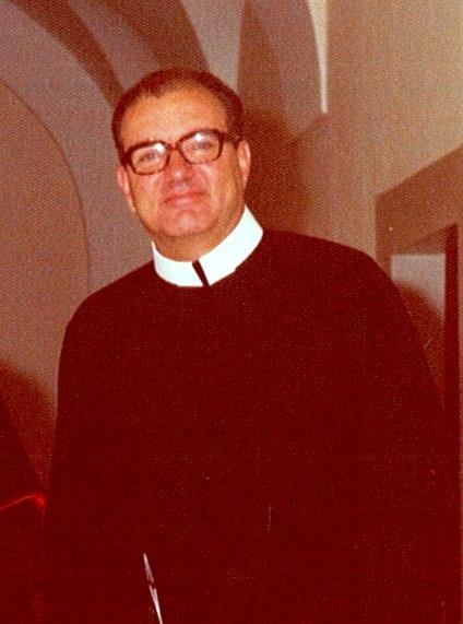 Il redentorista P. John Joseph Ruef, C.Ss.R. 1925-2002 – USA, Provincia di Baltimora. È stato Consultore generale della Regione America del Nord, Procuratore Generale e Presidente del Segretariato dell'Apostolato. È morto a 76 anni.