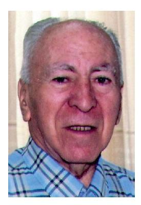 Il redentorista P. José Vicente Martínez Miguélez, 1930-2015, Spagna, Provincia di Madrid. Una vita intera da missionario: 54 anni in Venezuela. Poi il rientro in patria, la malattia e la morte a 85 anni.