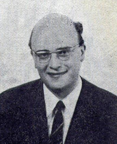 Il redentorista P. Wolfdieter Theurer, 1939-1973, Germania, Provincia di Monaco. Giovane professore apprezzato da tutti. Morì inaspettatamente a 33 anni.