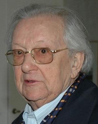 Il redentorista P. Xavier Cattin, 1923-2016, Svizzera, Provincia di di Lione, di Lione, poi di San Clemente  e poi di San Clemente. Morto a 93 anni.